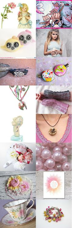 Spring Fling! Spring Gift Ideas! by Kathy Carroll on Etsy--Pinned with TreasuryPin.com