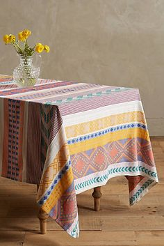 ANTHROPOLOGIE - Sonora Tablecloth $100US