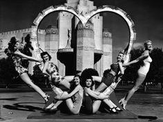 vintage rare people valentine photographs | vintage everyday: My Funny Valentines