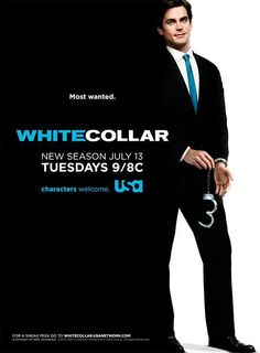 White Collar: Mozzie steals the show! More Mozzie Please!