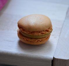 Macarons au caramel de beurre salé : recette sur Cuisine Actuelle