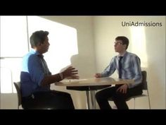 Medical School Interview: Strong Applicant - YouTube
