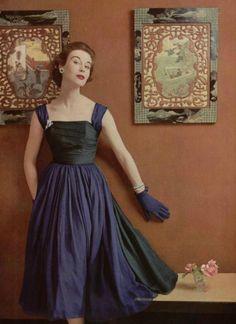Castillo for Lanvin 1952