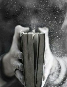That magic when you open the book