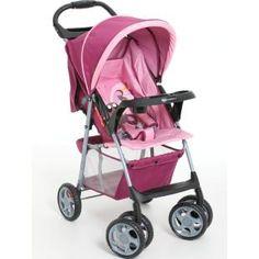 Carrinho de Bebê Galzerano Veneto Borboletas      pratico, seguro e confortável.