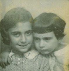 Margot & Anne Frank