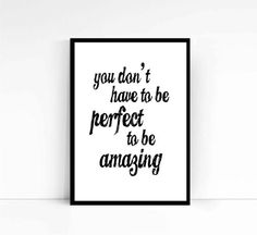 Digital Download Motivational Print You Dont Have by mixarthouse