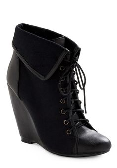 Cute bootie...something I don't have nearly enough of.