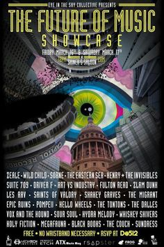 EITS present The Future of Music Showcase -- Lots of ATX Bands    RSVP: http://do512.com/event/2012/03/16/eits-presents-the-future-of-music-showcase-featuring-zeale-wild-child-sorne-shakey-graves-and-more
