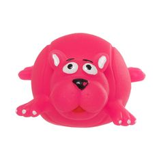 Brinquedo Cachorro Bolinha Rosa. #brinquedo #brinquedoparacachorro #cachorro #filhote #petmeupet #lcm #desconto #promocao #petshop #petshoponline