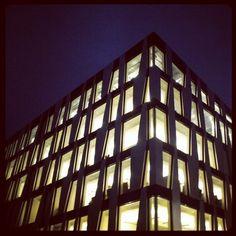 Vårt nye kontor i #nydalsveien12. #Metronet