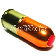 Army #force model no.af-ct-0022  paintball/bb 40mm co2 #grenade #cartridge long,  View more on the LINK: http://www.zeppy.io/product/gb/2/111746977870/