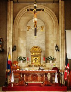 church altars | Church Altar