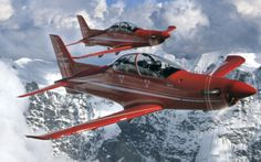 Swiss Air Force Pilatus PC-21 trainer celebrated passing 10,000 flight hours,since 1st 6 delivered in 2008.Eight currently in training fleet.PC-21 offers opportunity to ensure direct transition to modern fighters such as F/A-18,Rafale,Gripen E,Eurofighter, to mention a few.Costs,& maintenance largely reduced,plus significant noise reduction & optimal fuel consumption.Allows full combat training without weapons,as simulated with specially developed computer program & interface.