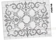 Large rectangular napkin