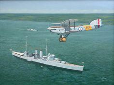 Fairey IIIF by Ken Farmer