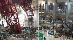 Alat Berat di Masjidil Haram Roboh, 62 Meninggal dan Puluhan Luka-luka | Wow Kece Badai !