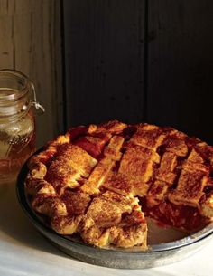 The Secret Ingredient for Better Pies (It's in Your Spice Cabinet!). Ginger peach sweet paprika pie