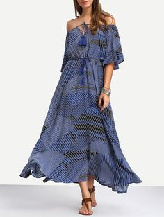 Get Loose Maxi Dress