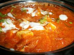 Butter Paneer Masala.  Aarthi's Yummy Tummy blog is one of the best resources for Indian cooking out there.