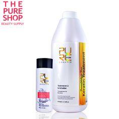 الفورمالديهايد الحرة البرازيلي القرتين معاملة الشعر 1000 ملليلتر عالية الجودة الشعر الكيراتين استقامة منتجات تأثير جيد