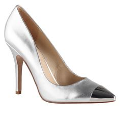 Aldo metallic pumps $69