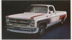 1976 GMC Spirit of 76 Trucks