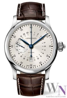 LONGINES Twenty-Four Hours Single Push-Piece Chronograph | Watches News www.ChronoSales.com for all your luxury watch needs, sign up for our free newsletter, the new way to buy and sell luxury watches on the internet. #ChronoSales