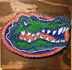 Florida Gators String Art Sign Made to Order by RubyOwlDesigns