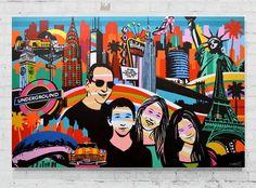 Quadros Pop Art
