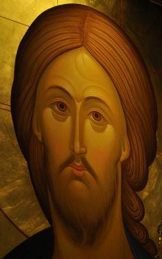 orthodoxwayoflife:    Christ's Icon (detail) by bobosh_t     ♥