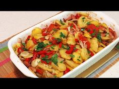 Cartofi Taranesti la Cuptor - YouTube Serbian Recipes, Scottish Recipes, Turkish Recipes, Romanian Recipes, Ethnic Recipes, Serbian Food, Good Food, Yummy Food, Gordon Ramsey