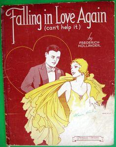 Falling In Love Again 1930
