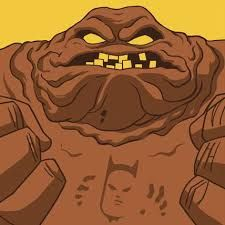 Batman: The Animated Series Theme Composed by Danny Elfman. Clayface, artwork by Gary Pullin. Pressed on brown clay vinyl Clayface Batman, 1980 Cartoons, Tom Whalen, I Am Batman, Batman Book, Blue Beetle, Batman The Animated Series, San Diego Comic Con, Geek Art