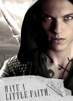 Jace - Mortal Instruments. LOVE his face/bone structure! So interesting & sexy!