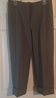 STONE size 8,10,12,14 Ladies cropped crop capri style walking hiking trousers