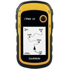 GPS eTrex 10 de Garmin > Mountain Equipment Co-op. Livraison gratuite disponible