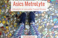 Female Travel Gear and Travel Essentials for Women - Her Packing List Her Packing List, Packing Tips, Travel Essentials For Women, Travel Shoes, Hiking Shoes, Travel Backpack, Comfortable Shoes, Asics, Backpacking