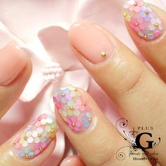 Girly pink and floral