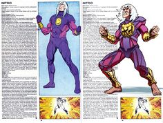 The Official Handbook to the Marvel Universe - REDUX Edition: Andy MacDonald Andy Macdonald, Jim Starlin, Marvel Characters, Fictional Characters, City Maps, Marvel Universe, Comic Art, Marvel Comics, Deadpool