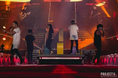 Here are the first photos of One Direction's 2015 tour