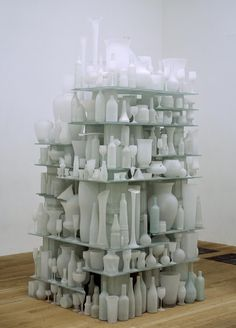 Cumulus, Tony Cragg, 1998.