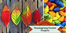 Thanksgiving Crochet Projects