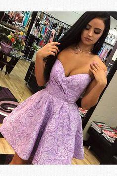 Homecoming Dresses A-Line, Homecoming Dresses Short, Homecoming Dresses 2018 #HomecomingDressesALine #HomecomingDressesShort #HomecomingDresses2018