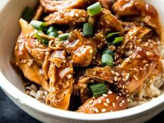 Place quick homemade teriyaki sauce and chicken into your slow cooker, set it and forget it! This delicious slow cooker honey teriyaki chick. Salsa Teriyaki, Honey Teriyaki Chicken, Slow Cooker Recipes, Crockpot Recipes, Healthy Recipes, Delicious Recipes, Slow Cooking, Cooking Chef, Chicken Recipes Video