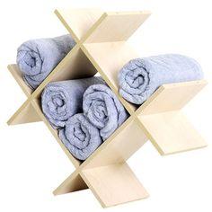 bathroom towel storage ideas - Bing Images