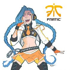 Chillout :: Fnatic Jinx