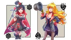 Post with 70 votes and 2327 views. Shared by RWBY Wallpapers Anime Artwork, Cool Artwork, Rwby Wallpaper, Pyrrha Nikos, Red Like Roses, Rwby Characters, Rwby Ships, Blake Belladonna, Team Rwby