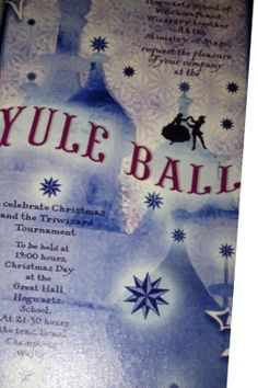Yule Ball is tomorrow everyone Line up starts at 730 and doors