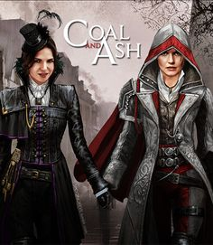 Swan Queen - Assassin's Creed Syndicate AU A companion piece to 'Coal and Ash'… Once Upon A Time, Regina And Emma, Swan Queen, Regina Mills, Emma Swan, Ouat, Assassin, Fanfiction, Vampires